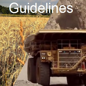 (2) Agric & Mining Guidelines